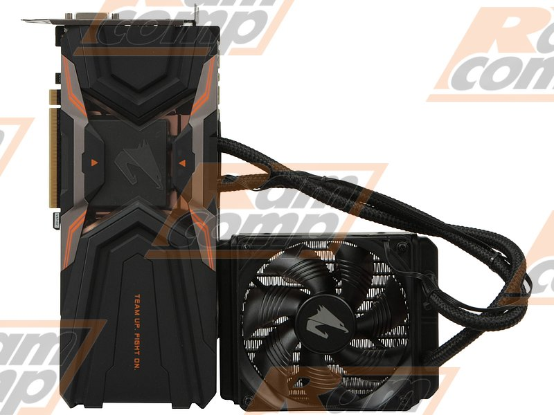 "Видеокарта GIGABYTE ""GeForce GTX 1080 Ti AORUS WATERFORCE Xtreme Edition 11G 11ГБ"" GV-N108TAORUSX W-11GD (GeForce GTX 1080 Ti, DDR5X, DVI, 3xHDMI, 3xDP) (PCI-E)"