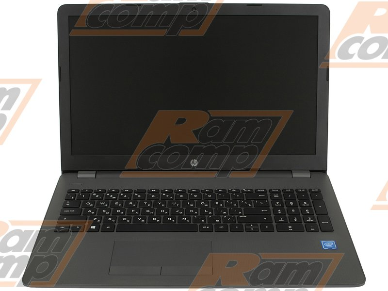 "Ноутбук HP ""250 G6"" 3DP02ES (Celeron N3350-1.10ГГц, 4ГБ, 1000ГБ, HDG, LAN, WiFi, BT, WebCam, 15.6"" 1920x1080, FreeDOS), серебр."