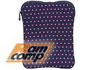 "Чехол BUILT ""Neoprene Sleeve A-LSPAD-MNV"" для Apple iPad 9.7"", Mini Dot Navy"