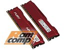 "Модуль памяти 2x8ГБ DDR3 SDRAM Kingston ""Hyper X"" HX316C10FRK2/16 (PC12800, 1600МГц, CL10)"