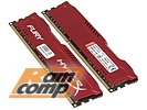 "Модуль памяти 2x8ГБ DDR3 SDRAM Kingston ""Hyper X"" HX318C10FRK2/16 (PC14900, 1866МГц, CL10)"
