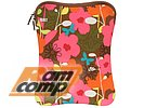 "Чехол BUILT ""Laptop Sleeve E-LS16-FSH"" для ноутбука 15-16"", French Bull Shadow Flower"